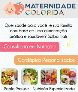 Consultoria em Nutrição e Cardápios Personalizados