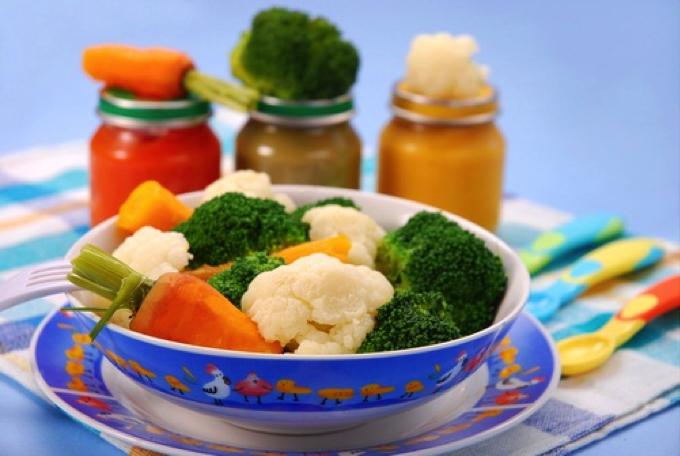 papinhas de bebê introdução alimentar maternidade colorida