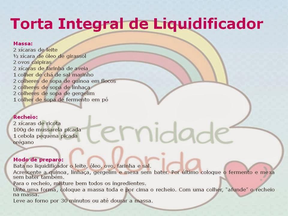 Torta-Integral-de-Liquidificador