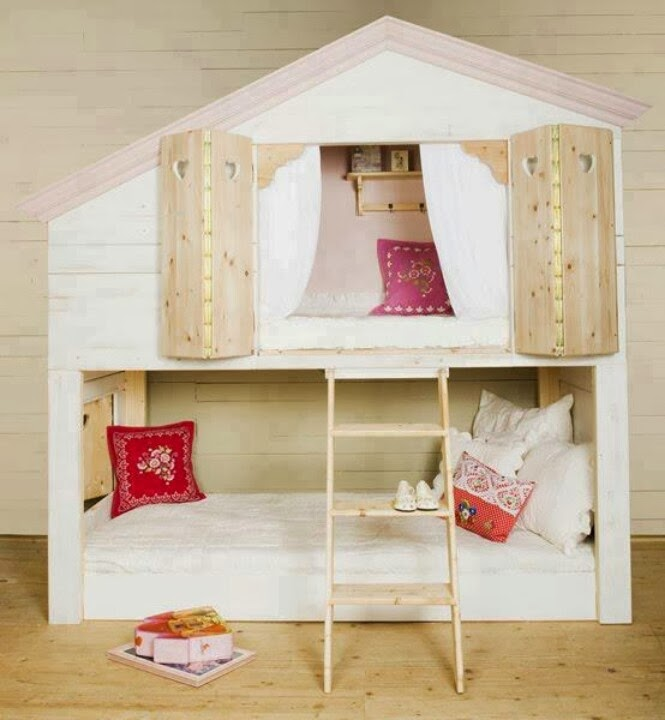 camas para quarto de criança