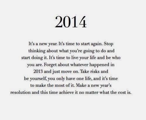 Metas e objetivos pra 2014: Vamos fazer juntas?