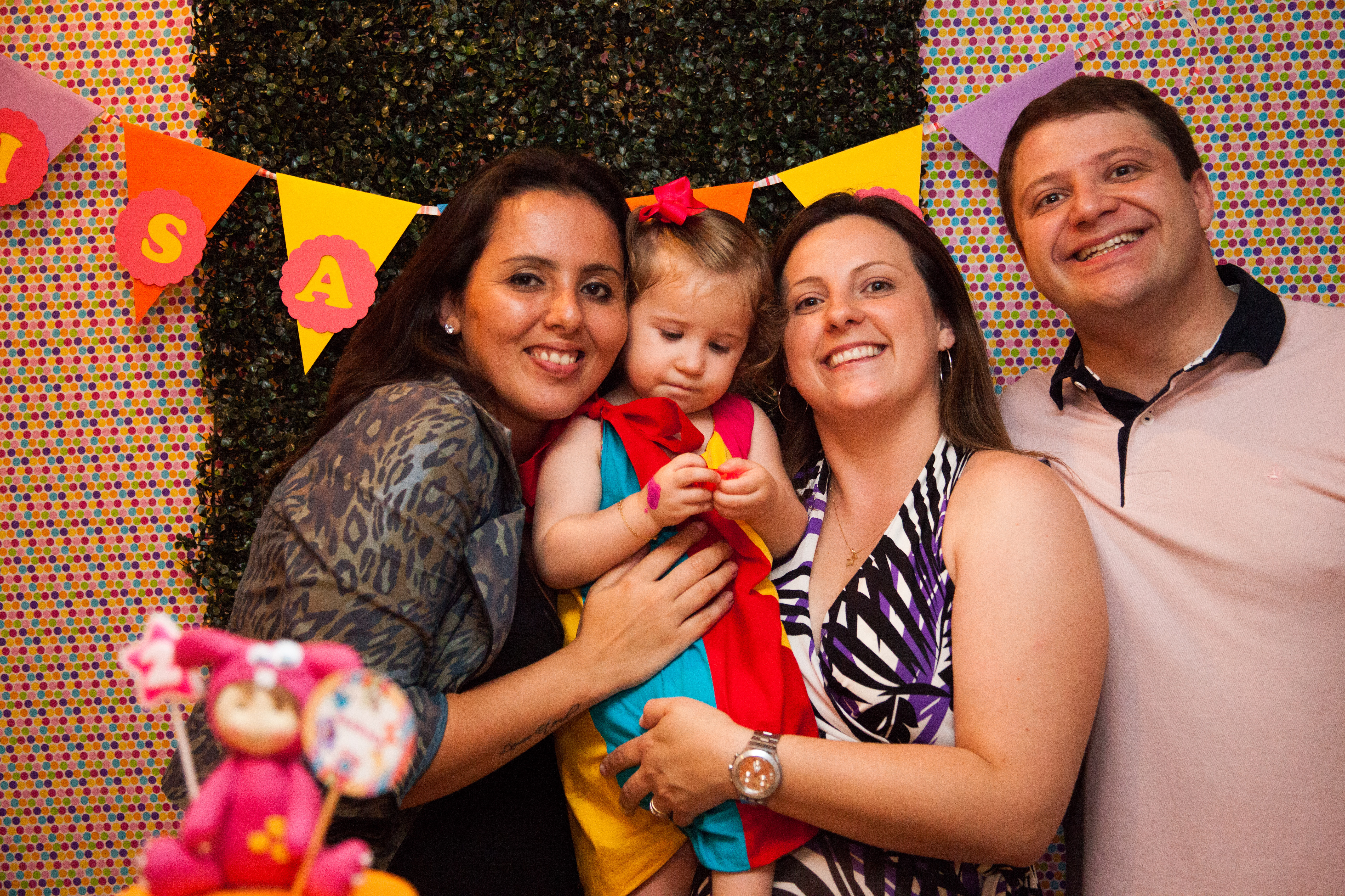 Festa Monstrinhas - Maternidade Colorida (2)
