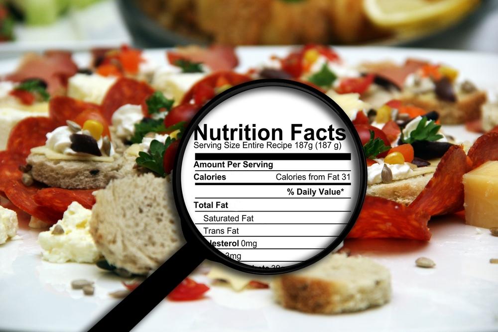 rotulo dos alimentos