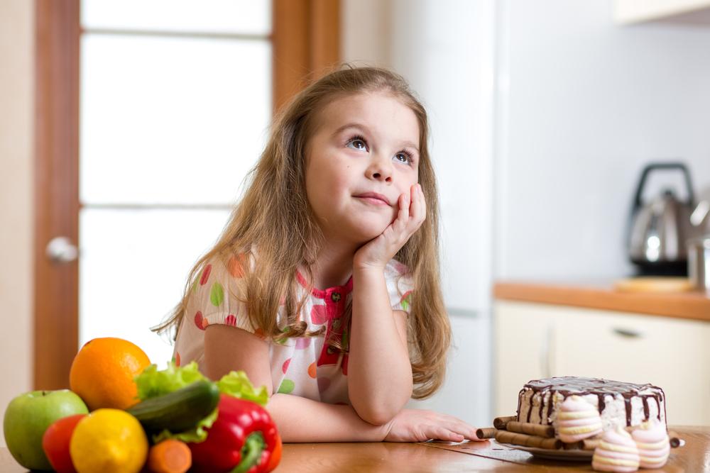 comida de crianca