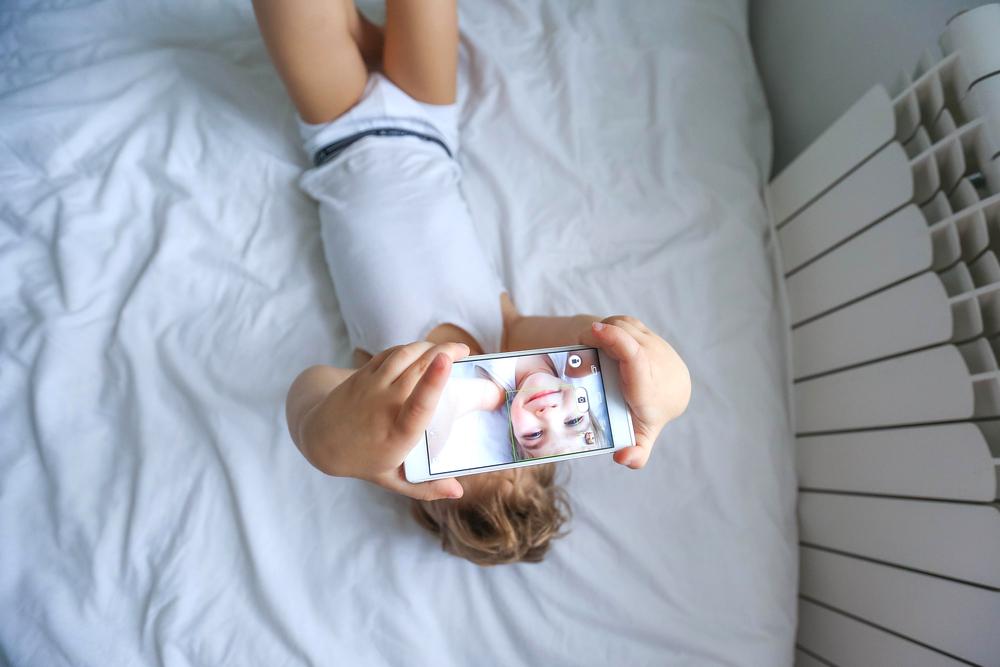7 Fotos que você não deve publicar do seu filho