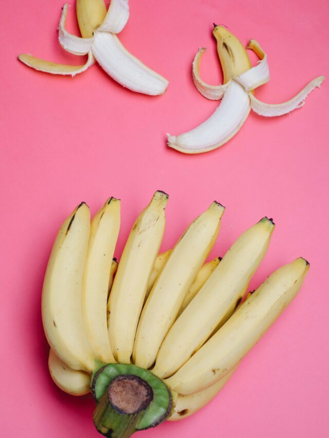 5 formas de aproveitar a banana